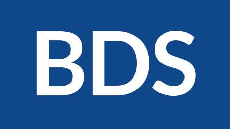 O movimento BDS (Boicote, Desinvestimento, Sanções)