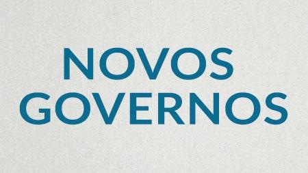 Novos governos, novas relações