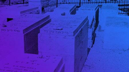 O sepultamento no judaísmo (parte 1)