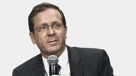 O novo mas conhecido presidente de Israel