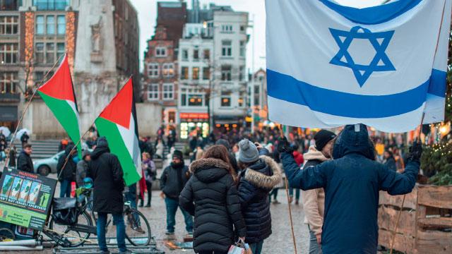Árabes criam organização contra o isolamento de Israel