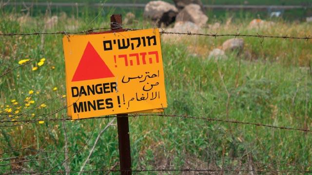 É possível eliminar todos os campos minados do mundo?