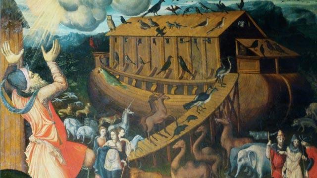 Como Nos Dias de Noé?