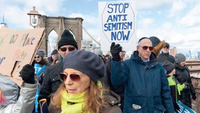 Reações ao antissemitismo