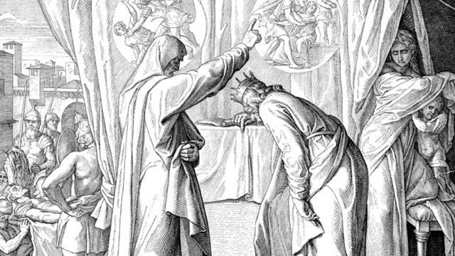 Oração por Perdão: Um Salmo Penitencial