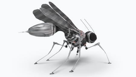 Copiando a natureza para fabricar drones