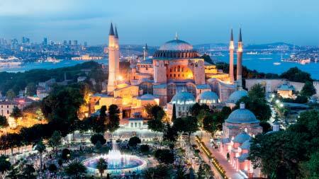 Santa Sofia é (novamente) uma mesquita