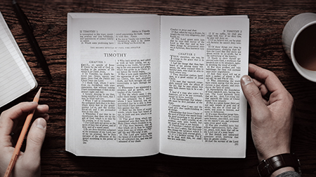 Fascinação Com a Bíblia