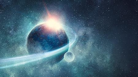 Israel na amplidão cósmica