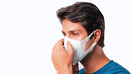 Máscaras antivirais para montadoras automotivas